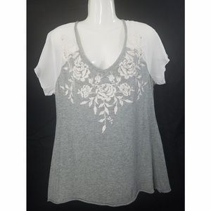 Sundance Embroidered Top